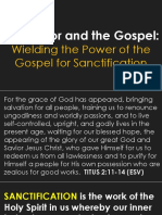 The Pastor and the Gospel