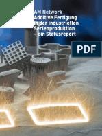 Additive Fertigung in der industriellen Serienproduktion - ein Statusreport