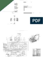 Material Schematic Caterpillar 325c Hydraulic Excavator Hydraulic System Standard Components