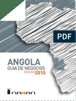 Angola. Guía de Negocios. Edición 2010 by Naxan
