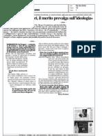 DE GREGORI - Intervista a QN