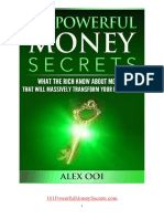 101 Powerful Money Secrets
