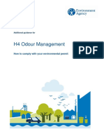 H4 Odour Management UK