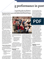 Building Performance in Post Communist Slovakia - Amcham 2 Page