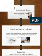 Camila Alvarez Banca Online