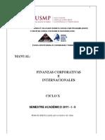 Manual Finanzas Corporativas