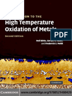 Birks 2006 Intro High-temperature Oxidation Metals