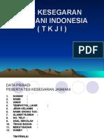 52461475-Tes-Kesegaran-Jasmani-Indonesia.ppt