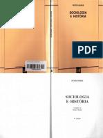 BURKE, Peter - Sociologia e História (1)