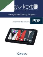 Guia Rapida Vexia Navlet2 XS Truck ES