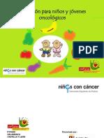 nutricion pediatrica oncologica