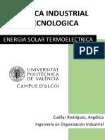 Caso 1 - Energia Solar Termoelectrica