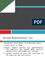 Arrow Electronics - Group 1