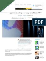 Apple News_ conheça o novo app de notícias do iOS 9 - TecMundo.pdf