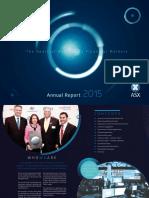 Asx Limited Ar 6-30-2015