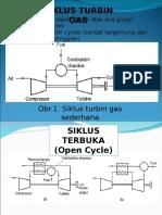 2. Skema Dan Siklus Turbin Gas