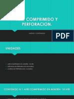CLASE N°1 AIRE COMPRIMIDO Y PERFORACION.pdf