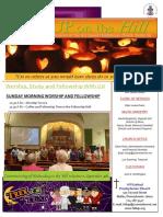 Newsletter October 2016 for Website