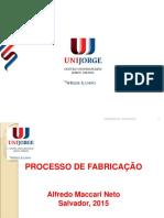 Processos Industriais 1 Fundição e Tipos Fornos e Ligas