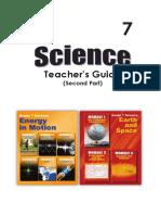 Grade 7 Science TG 2