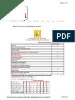 Alarm Clio AMX 922 Caracteristicas