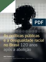 Livro Desigualdades Raciais Theodoro