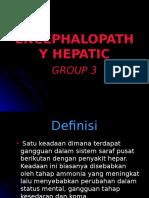Encephalopathy Hepatic
