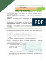 Módulo A3 - Estatística