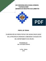 Juan Jose Apaza Gutierrez Perfi de Tesina