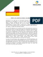 Perfil Logistico Alemania 1