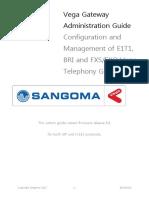 Vega Admin Guide R88 v1.1