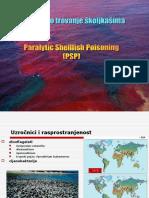 3 PSP - Paralitičko Trovanje Školjkašima