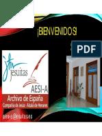 Archivo de España de la Compañía de Jesús en Alcalá de Henares (AESI-A)