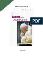 365 Dias Con Juan Pablo II - Aldino Cazzago