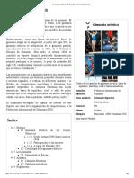 Gimnasia Artística - Wikipedia, La Enciclopedia Libre