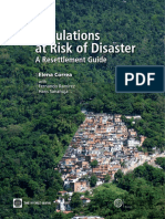 Populations at Risk of Disaster a Resettlement Guide