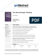 The New Strategic Thinking Robert en 5531 (1)