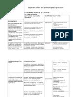 Especificación  de aprendizajes Esperados Nt2.docx