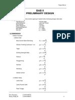 Bab 2 Preliminary Design
