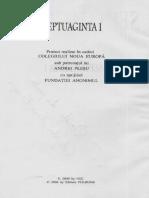 (.) Septuaginta (1) Geneza, Exodul, Leviticul, Numerii, Deuteronomul.pdf