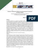 Desafios de Bibliotecas Universitarias - DocenciaUPC