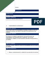 Plan de Negocio Hemodialisis