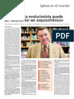 Entrevista a Francisco José Ayala,