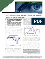 SEB's Housing Price Indicator