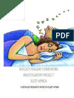 sleep apnea investigatory