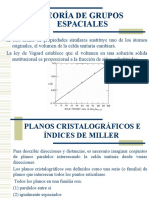 4-5 Planos Cristalograficos