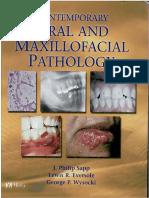 167598811 Contemporary Oral and Maxillofacial Pathology