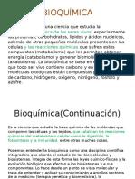 Presentación Bioquímica