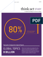 Roland Berger_Think-Act - Global Topics 2015