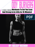 Full Body Burners Workouts